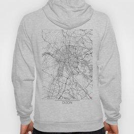Dijon Map White Hoody