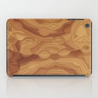 chocolate iPad Cases featuring Chocolate by Kimberly McGuiness