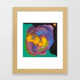 HIH-A7 Framed Art Print