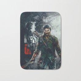 Joel - The Last of Us Bath Mat