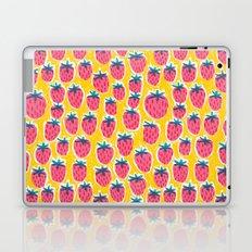 Strawberry Fun Laptop & iPad Skin