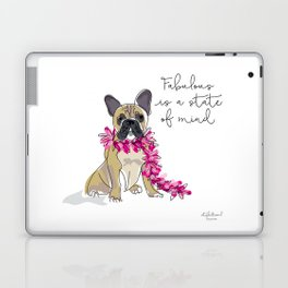 Fabulous is a state of mind Laptop & iPad Skin