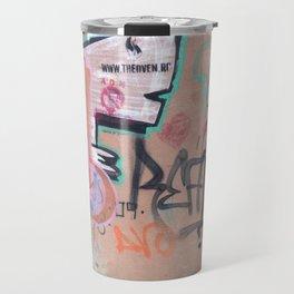 Cluj Graffiti Travel Mug