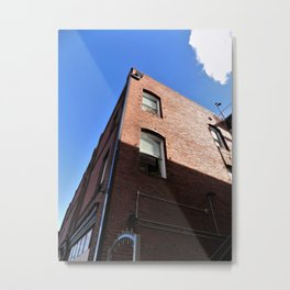 Small Town Vibes Metal Print
