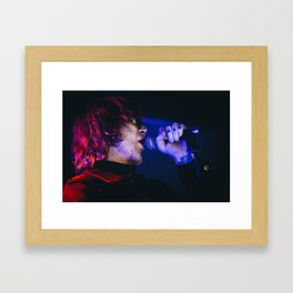 Mark Lanegan Framed Art Print