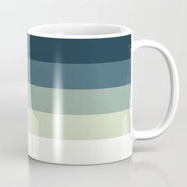 Nautical Stripes Coffee Mug