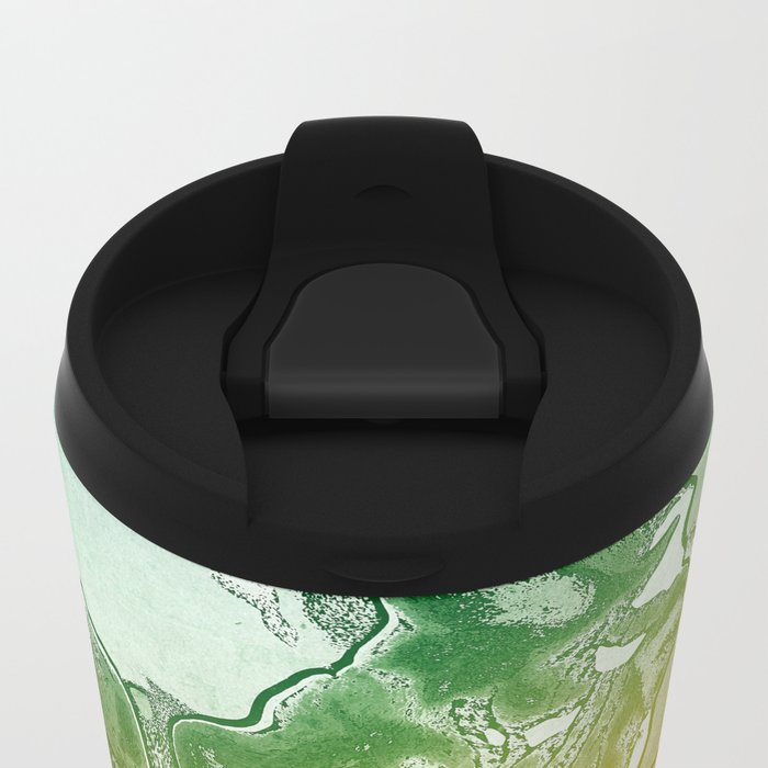 Summer sence Metal Travel Mug