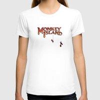 monkey island T-shirts featuring Monkey Island - Treasure found! by Sberla