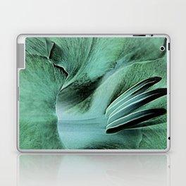 Gladioli Green Laptop & iPad Skin