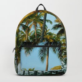 Palms in Punta Cana Backpack