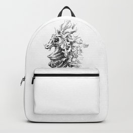 Vicentije Water Dragon Backpack