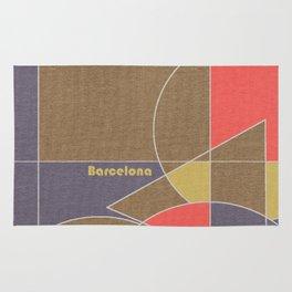 Barcelona Mosaic Rug