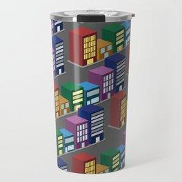 buildings Travel Mug