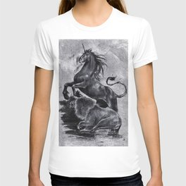 The Savage and The Untamed T-shirt