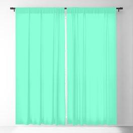 AQUAMARINE Blackout Curtain