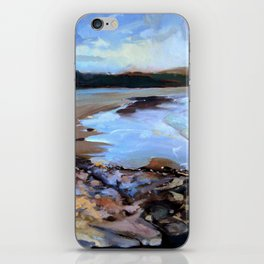 into the silent water iPhone Skin