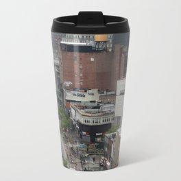 brooklyn Metal Travel Mug