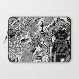 Norwood (Night Version) Laptop Sleeve
