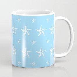 Stella Polaris Light Blue Design Coffee Mug