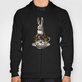 Rabbit in a Teacup Hoody