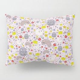 Cute Rats Pillow Sham