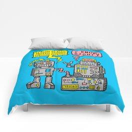 Robot Talk Comforters