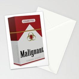Malignant Tumour Stationery Cards