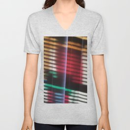 Layers of Light Unisex V-Neck