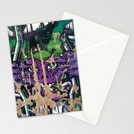 John Lucero, Schmitt Stick, 1987 Stationery Cards
