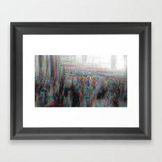 And the longer you linger, the linger you long. 02 Framed Art Print