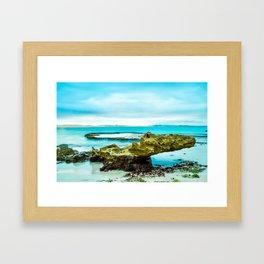 Vivonne Bay Framed Art Print