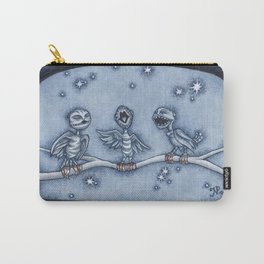 Birds Singing Carry-All Pouch