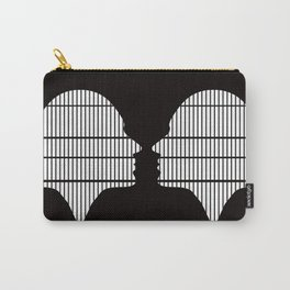 ▲prison inside duality of mind▲ Carry-All Pouch