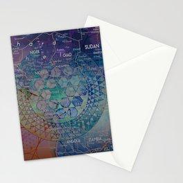 Dark Nexus Stationery Cards