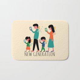 New Generation Bath Mat
