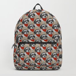 Max the Havanese Backpack