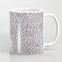 trippy Mugs featuring trippy by Eliza L
