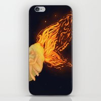 firefly iPhone & iPod Skins featuring Firefly by Cim Quinlan
