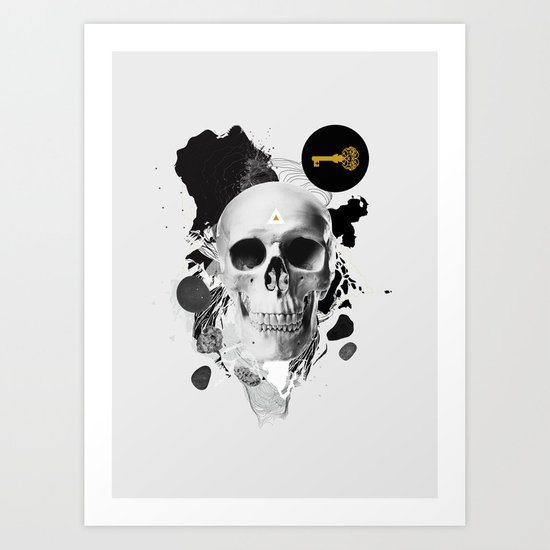 Voyager 05 Art Print
