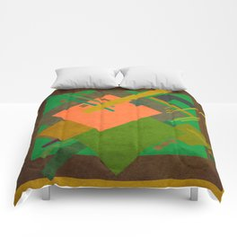 Geometric illustration 15 Comforters