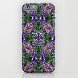 Wreaths of Lupines... iPhone Case