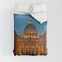 Papal Basilica of St. Peter in the Vatican Comforters