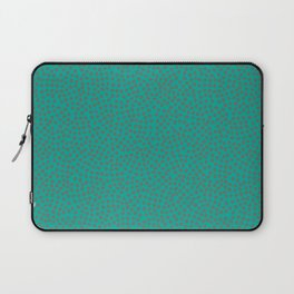 November Born - spotty pattern Laptop Sleeve
