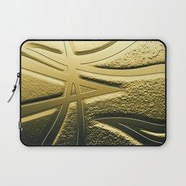 Veins of Gold Laptop Sleeve