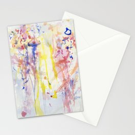 Wading Through (Tenderness) Stationery Cards