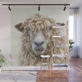 Leicester Longwool Sheep Wall Mural