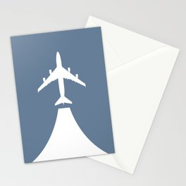 Boeing 747 Stationery Cards