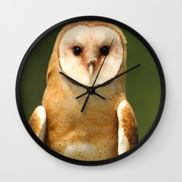 In her eyes Wall Clock