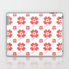 lucky flower coral Laptop & iPad Skin