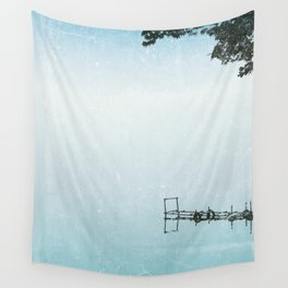 A Quiet Place Wall Tapestry